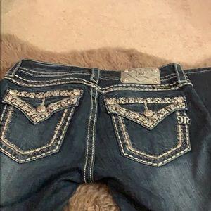 I pair miss me jeans